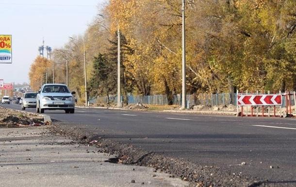 В Запорожье открыли движение по реконструированной набережной