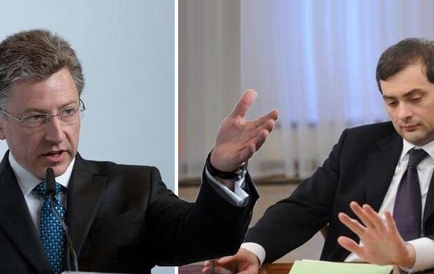 Переговоры Волкера и Суркова: Украине надо запастись терпением