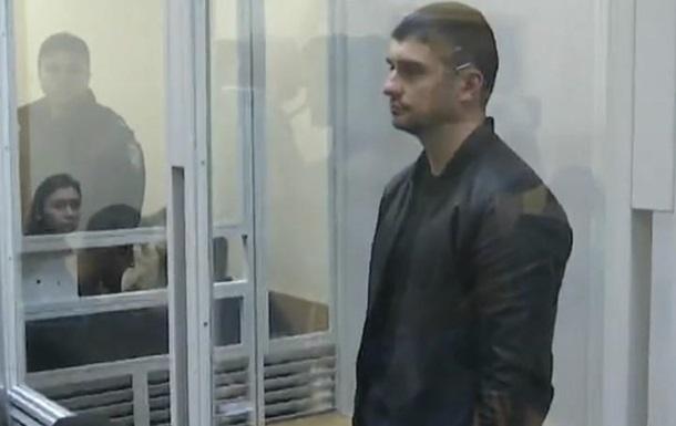 Одного из задержанных со взрывчаткой в Киеве отправили в СИЗО