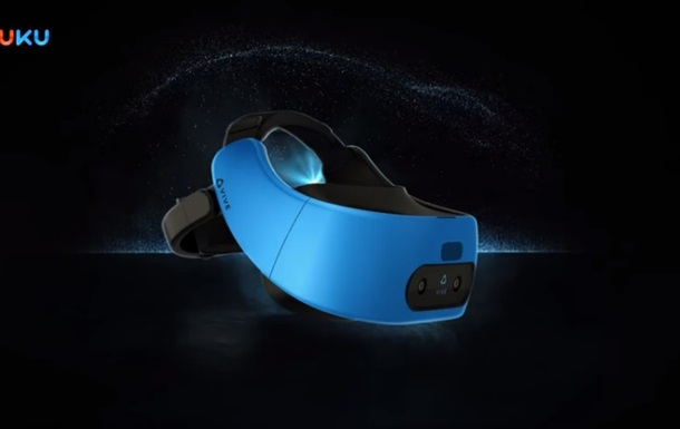 HTC представила автономний VR-шолом