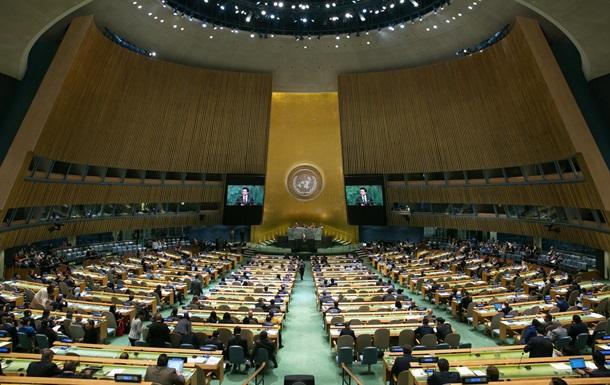 Комітет ООН підтримав оновлену резолюцію щодо Криму