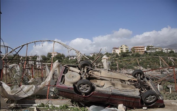 Туреччину накрив сильний шторм: десятки постраждалих