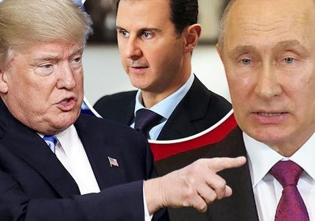 Сирійська перемога Путіна. Крах Трампа у В'єтнамі