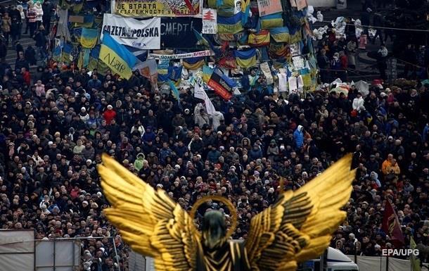 Київ визначився із заходами до річниці Євромайдану