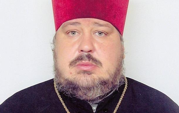 Под Запорожьем в ДТП погиб священник Московского патриархата