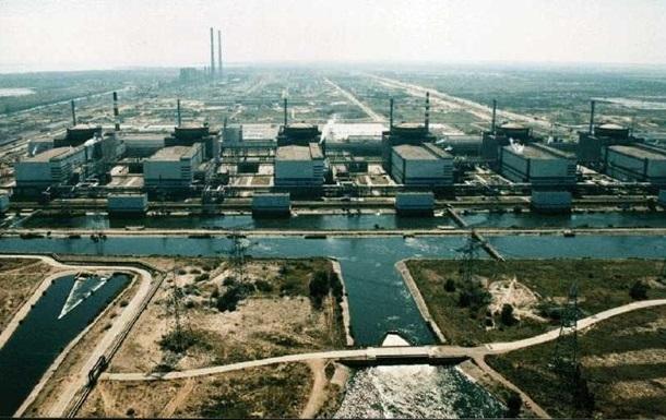 На Запорожской АЭС проверят готовность к аварии на энергоблоке