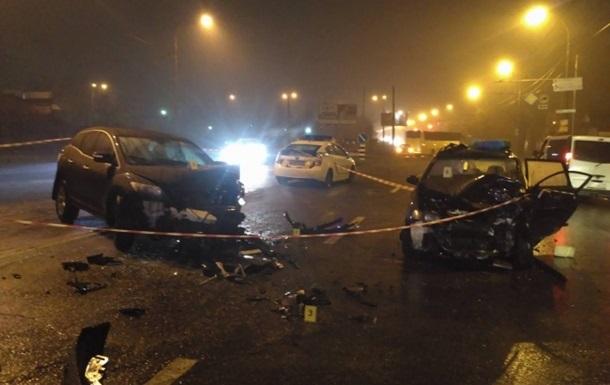 Чиновника МВС заарештували за смертельну аварію