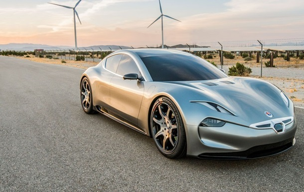 Конкурент Tesla создает электрокар, заряжающийся за минуту