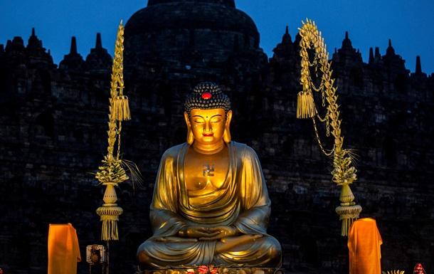 Скриньку з  останками Будди  знайшли в Китаї