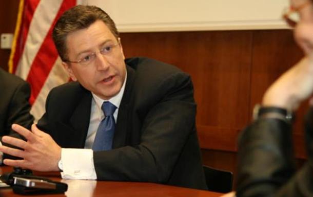 Волкер після зустрічі з Сурковим поговорив із Клімкіним