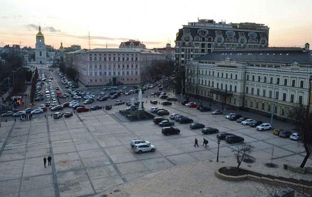 Підготовка до Нового року: у центрі Києва обмежать рух