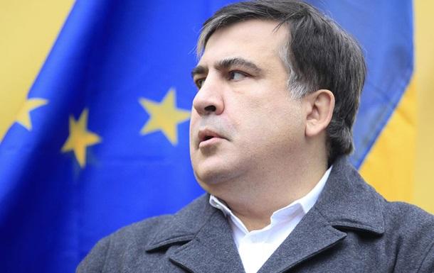 Саакашвілі заявив, що з України вислали його прихильника