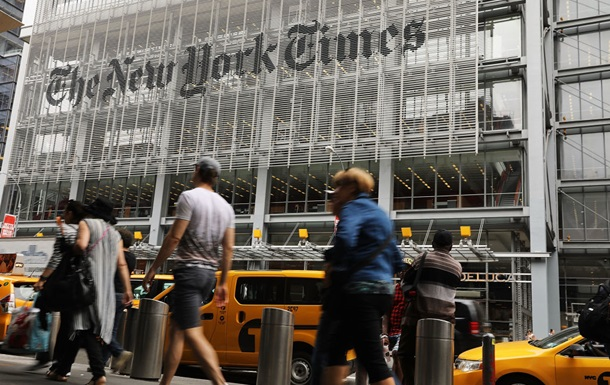 У NYT пояснили ситуацію зі  спірним  Кримом