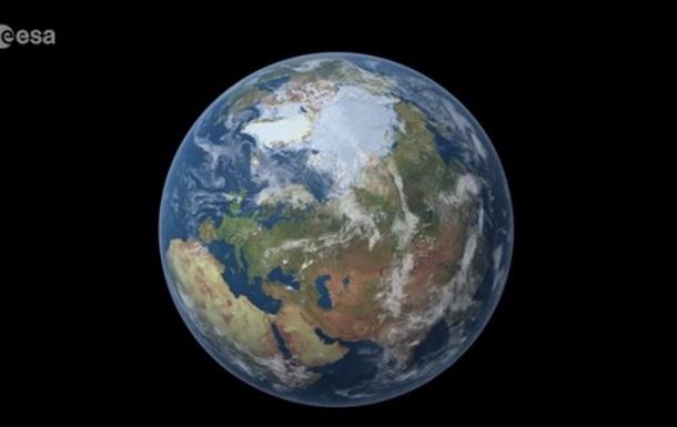 Вчені показали на відео гігантську озонову діру