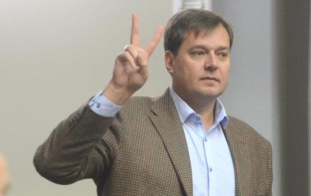 На депутата Рады завели дело за сепаратизм