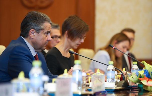 Німецький міністр закордонних справ вперше приїде доЛукашенка