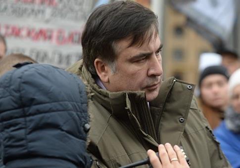 Неудавшийся Махно: зачем Саакашвили Украина