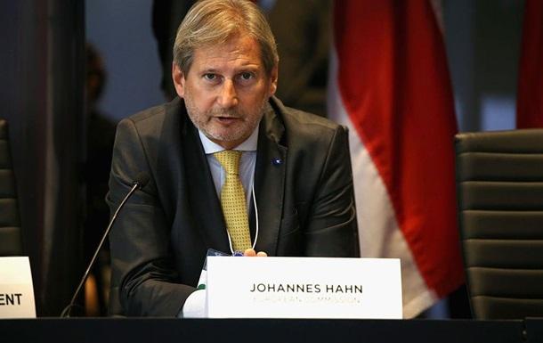 Ответственность за е-декларации полностью лежит на Порошенко - еврокомиссар