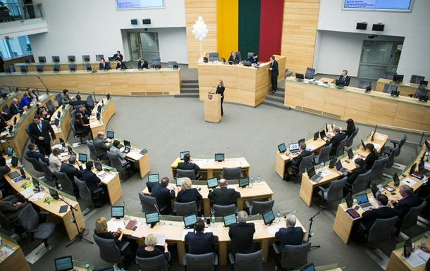 Парламент Литвы принял Закон Магнитского