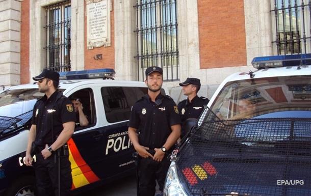 Під Мадридом чоловік взяв у заручники працівників банку