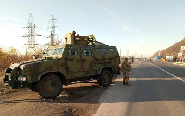Силовики провели масштабную операцию на Закарпатье