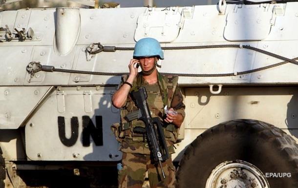 Миротворці на Донбасі. Мінськ міряє блакитні каски