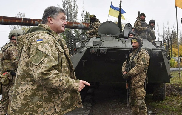 Порошенко хоче посилити співпрацю з НАТО