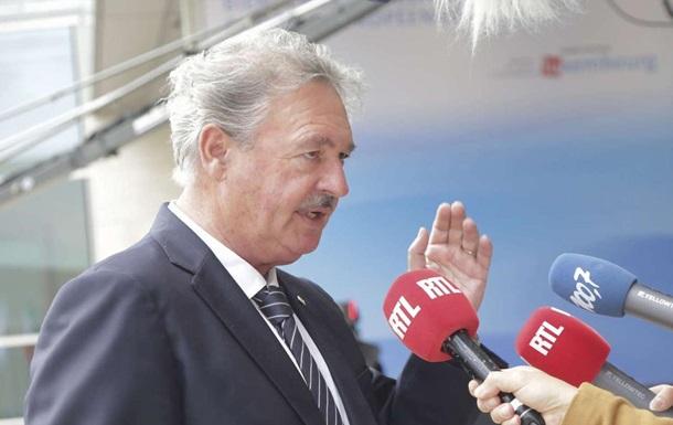 Люксембрг: Із РФ рано знімати санкції