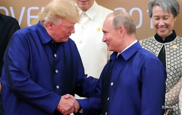 Трамп: С Путиным надо сотрудничать, а не спорить