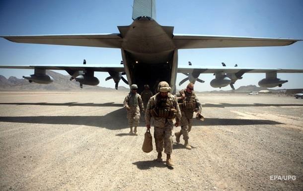 США отправили в Афганистан еще три тысячи военных