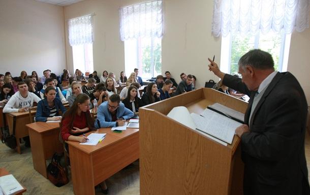 Почти половина украинских студентов получают стипендии