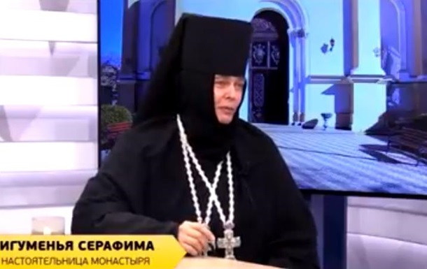 Настоятелька одеського монастиря звозила дітей до патріарха Кирила