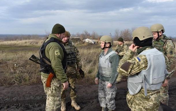 Зону АТО посетила военная делегация из США