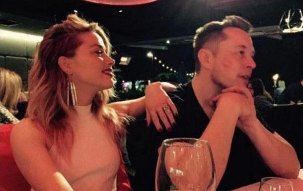 Ілона Маска та Ембер Херд знову застали разом - ЗМІ