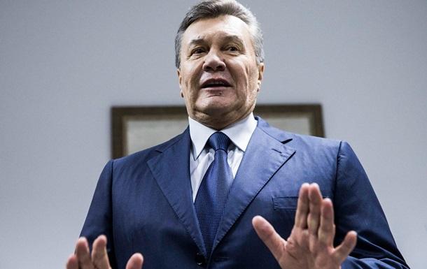ГПУ знову викликає Януковича на допит