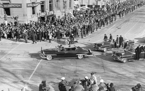 В США обнародовали еще десять тысяч документов об убийстве Кеннеди