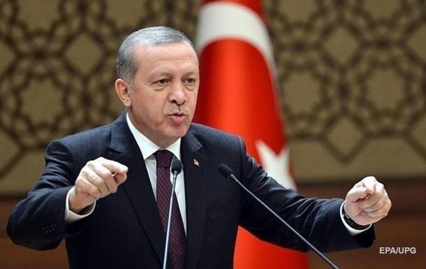 Ердоган: Довіра до НАТО викликає серйозні питання
