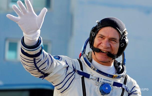 Астронавт з Італії зняв з МКС падіння метеорита