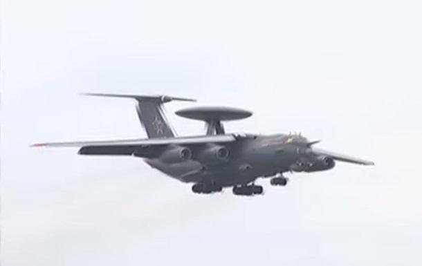 В России впервые испытали  летающий радар  А-100