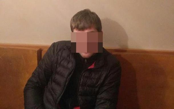 У Львові затримали підозрюваного в пограбуванні чотирьох магазинів