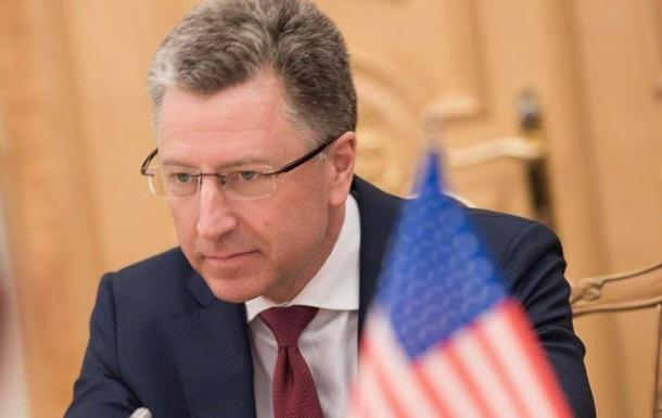 СМИ: Волкер и Сурков встретятся в одной из стран ЕС