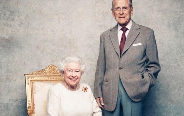 Королева Британії відзначає 70-ту річницю весілля