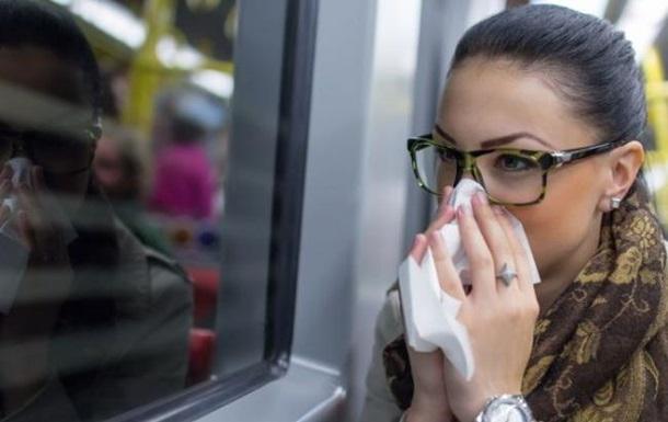 КГГА: В Киеве заболеваемость гриппом и ОРВИ ниже эпидпорога