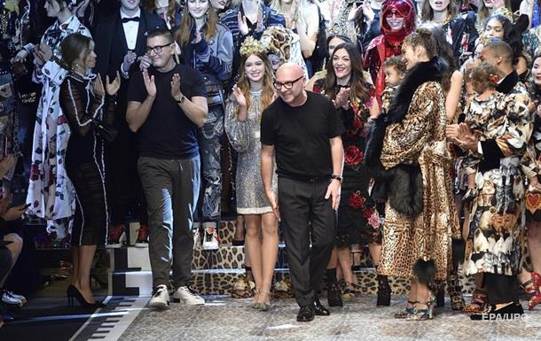 Основатель Dolce & Gabbana объявил, что домогательства несчитаются насилием