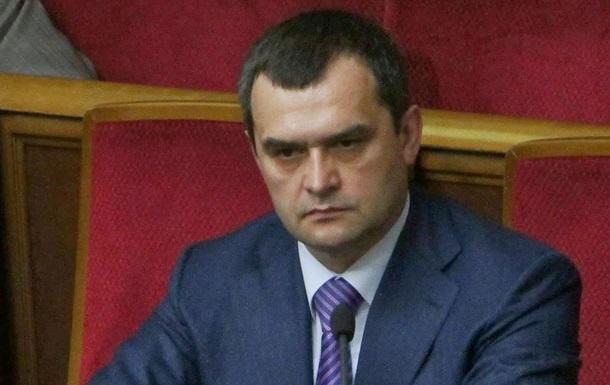 Інтерпол зняв з розшуку екс-голову МВС Захарченка