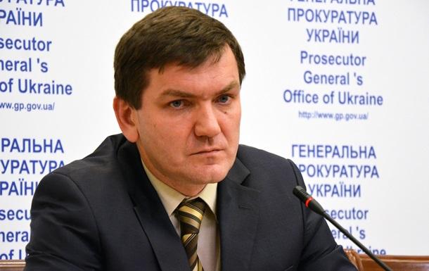 Горбатюк: Усправах Майдану підозру оголошено 380 особам