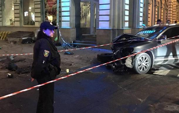 Поліція завершує розслідування резонансної ДТП у Харкові
