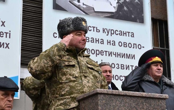 Начальник університету ім. Кожедуба заарештований на два місяці