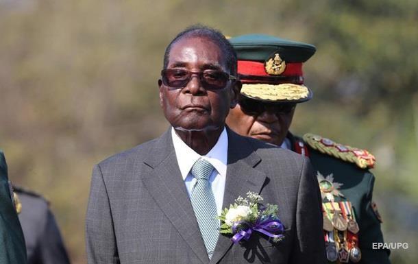 Військові Зімбабве погодили з Мугабе план дій