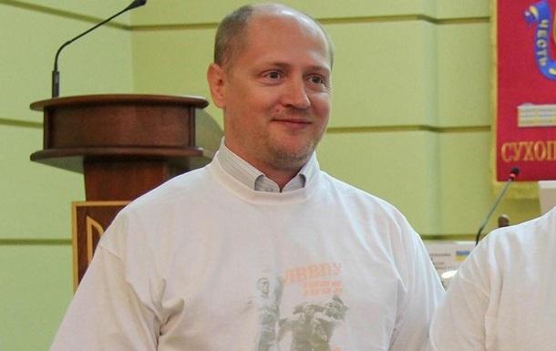 У Білорусі показали фрагмент допиту Шаройка